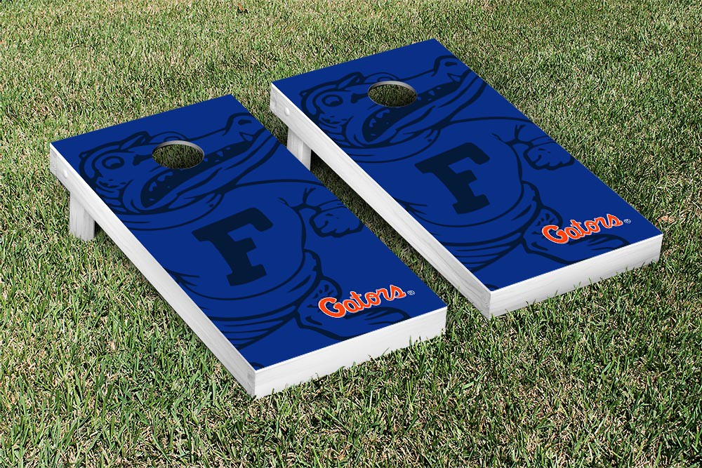 Florida Gators Watermark Blue