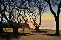 Sunrise at Nusa Dua Beach