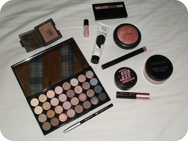 If I Could Only Choose One Makeup #bbloggers