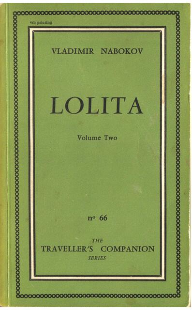 Lolita - da primeira edição às edições brasileiras