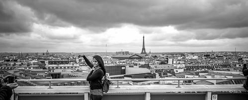 take Eiffel tower