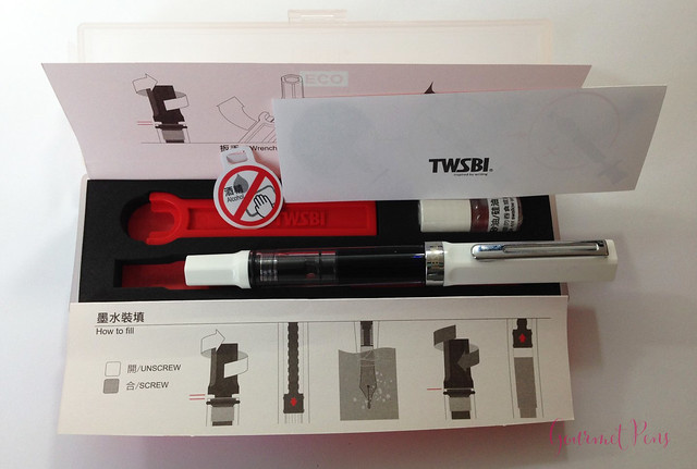 Review TWSBI Eco Fountain Pen @TWSBI @Fontoplum0 (3)