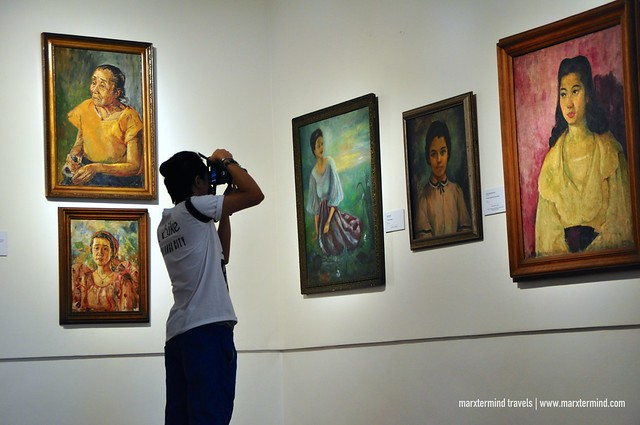 Taking Photographs at National Museum