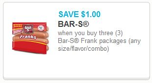 Franks and Bologna Coupons