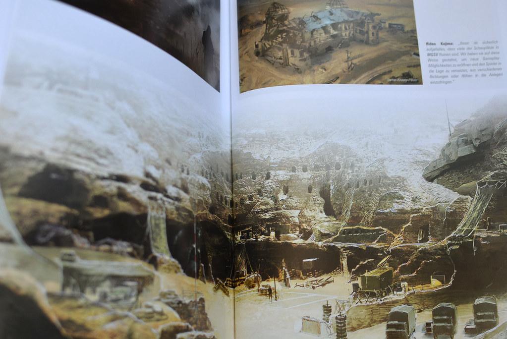 Metal Gear Solid 5 Lösungsbuch