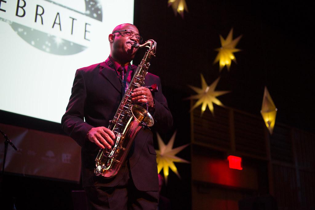 The Darryl White Jazz Quartet @ Holland Stages | 10.17.15
