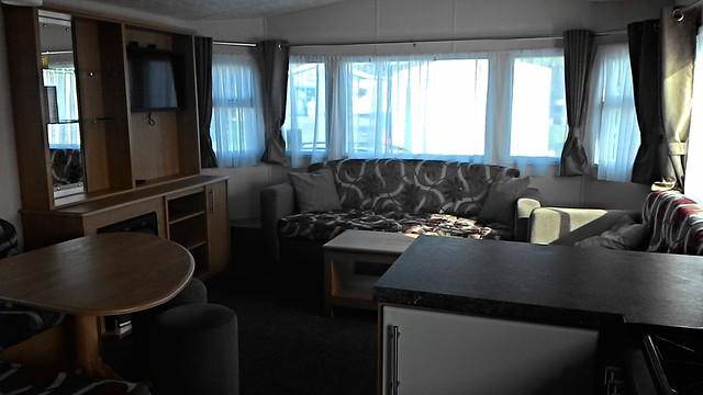inside caravan parkdean mullion holiday