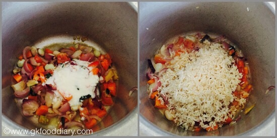Paneer Pulao for baby & toddlers- step 3