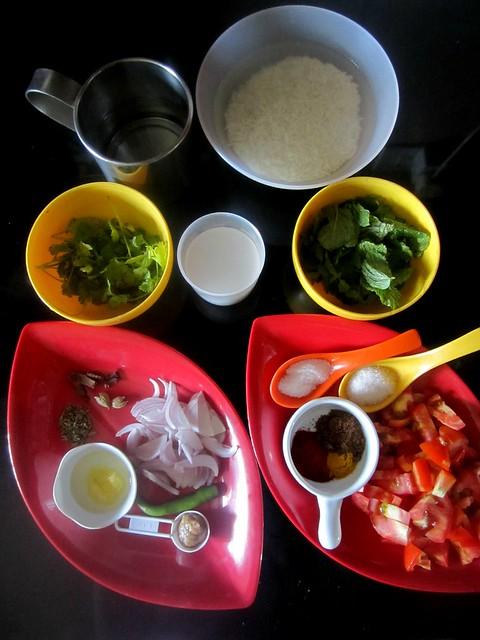 Tomato Biriyani