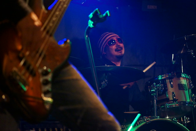 Juz live at Outbreak, Tokyo, 14 Oct 2015. 066
