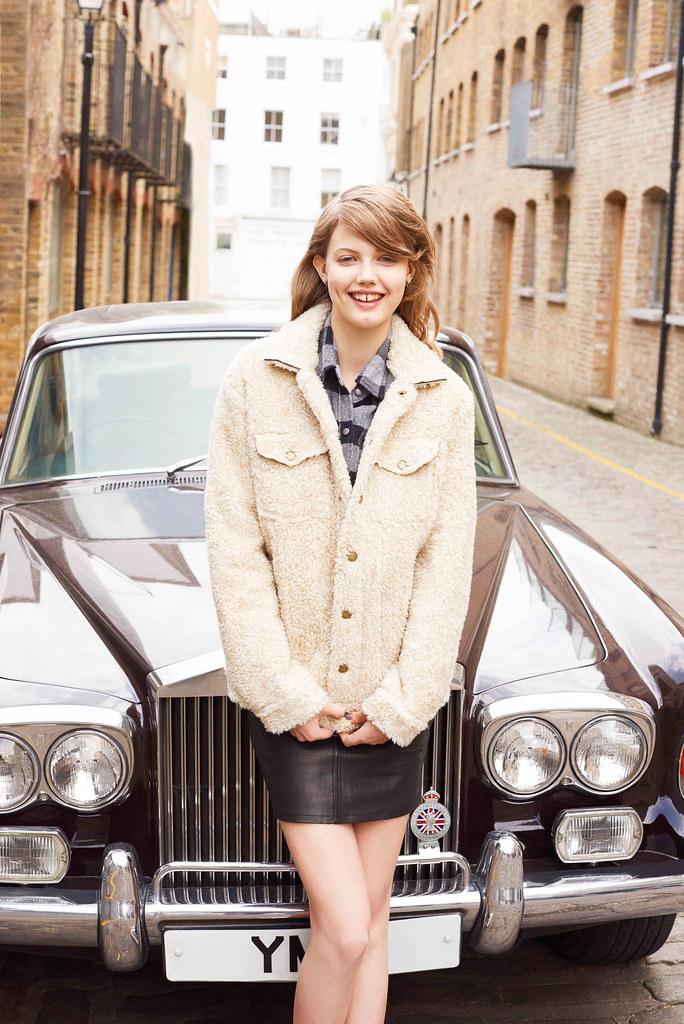 Линдси Виксон — Фотосессия для «Bergdorf Goodman» 2015 – 11