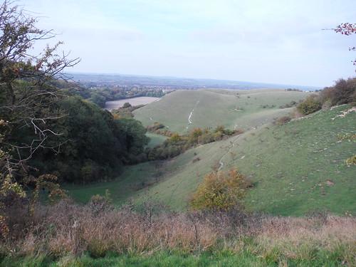 First impression of Barton Hills (on Shortcut II)
