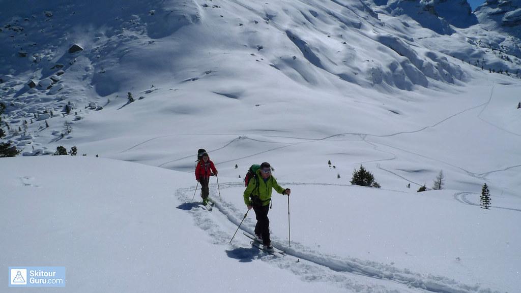 Piz Lavarela (Day 3 H.R. Dolomiti Südtirol) Dolomiti Itálie foto 03
