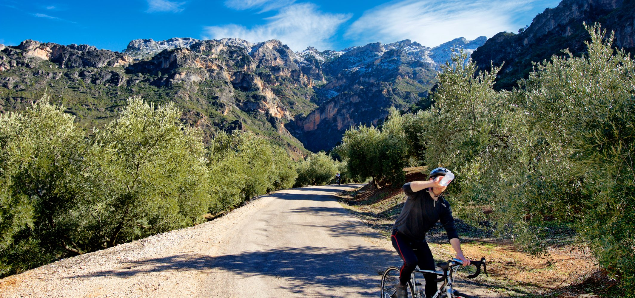Great Cycling Climbs of Andalucia - Agua de los Perros - The Water Dogs