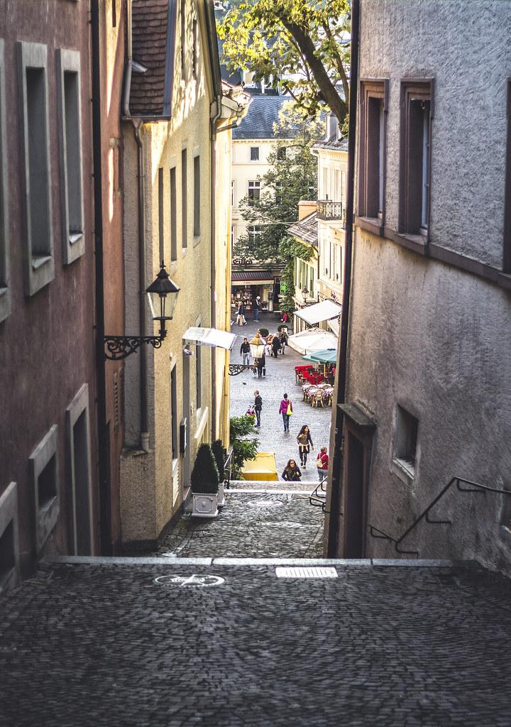 Las calles de Baden-Baden