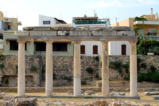 Archaeological Sites Greek Ruins Kos (4)