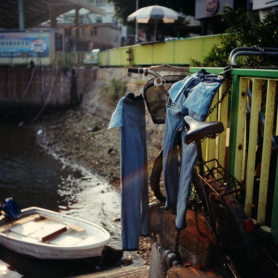 某個下午在西貢
