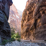 Beaches of the Narrows, Zion
