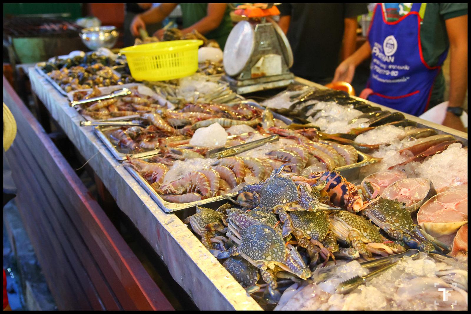 Travel foodie food 20151111 rak lay thai food sea for Plenty of fish cost