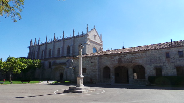 Monasterio Cartuja de Miraflores Burgos Otoño 2015