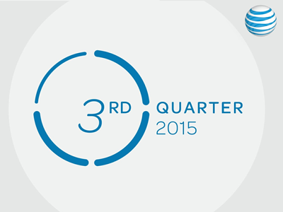 AT&T Third Quarter Earnings 2015