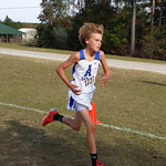 Airport Boys Cross Country Boys at Midstate Qualifier 10-31-15