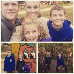 We :heart:️ Washington Farms! My favorite fall tradition. Happy Halloween! :jack_o_lantern:
