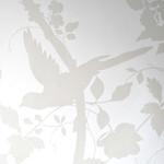 Oriental Garden Wallpaper