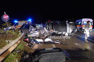 incidente mortale 22 novembre putignano castellana