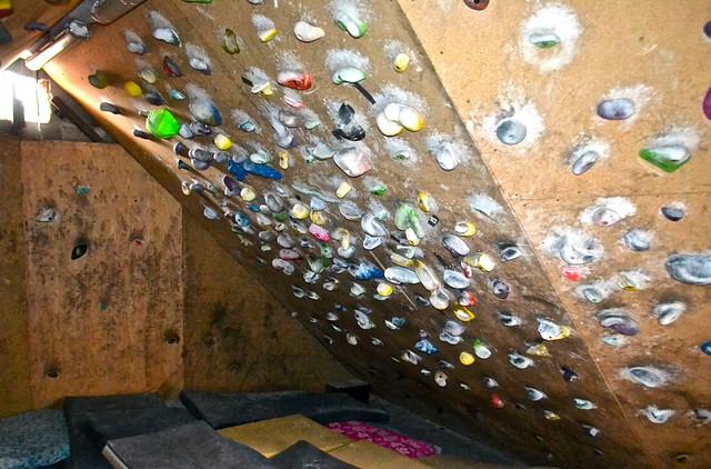 climbing wall, siurana spai