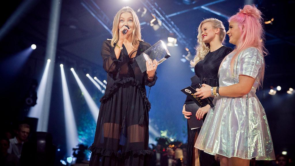 Årets Nykommer - Astrid S - P3 Gull 2015