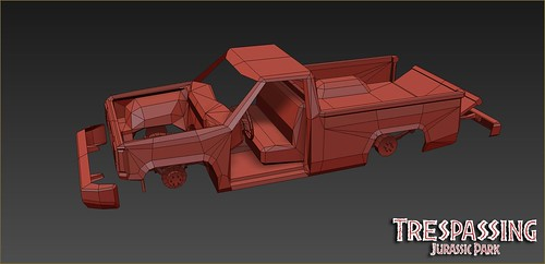 InGen Vehicle WIP