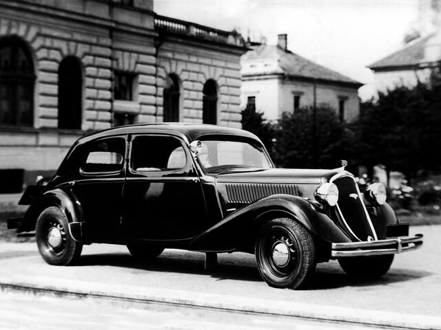 Skoda Superb образца 1936 года