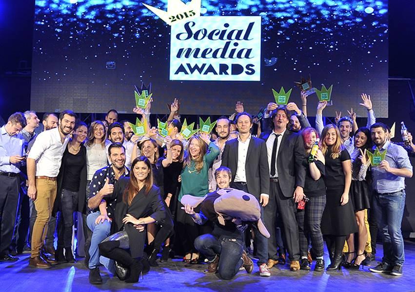 Social Media Awards 2015 Ceremony