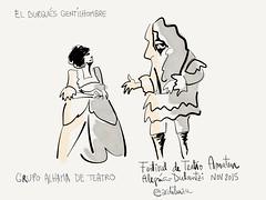 IX Festival de Teatro Amateur de Alegria-Dulantzi 2015 - GRUPO ALHAMA DE TEATRO
