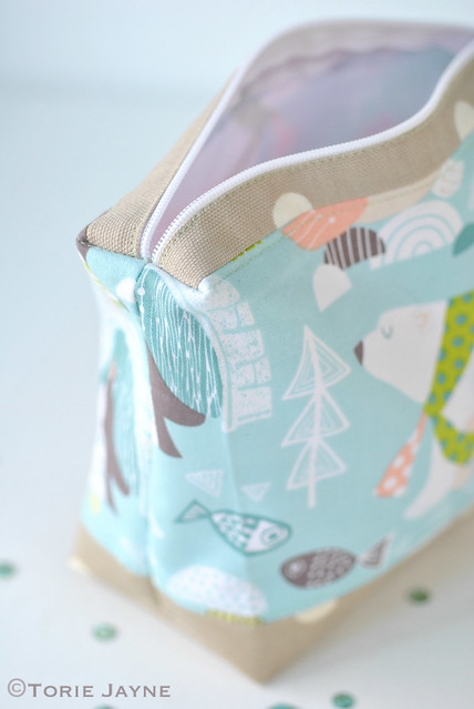 Washbag tutorial