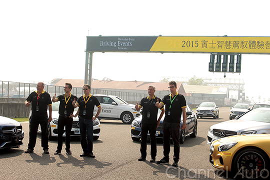Mercedes-Benz Driving Events 賓士智慧駕馭體驗營-7