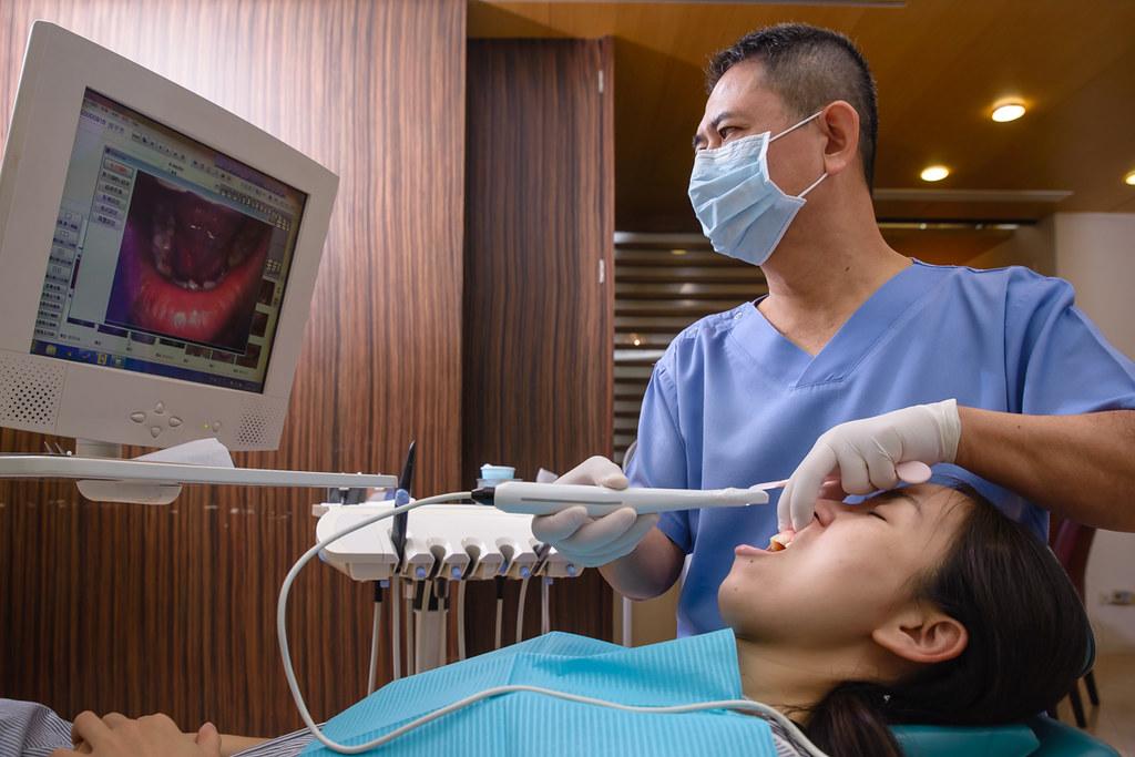 [台南] 用陶瓷補蛀牙!?佳美牙醫真是高科技 (7)