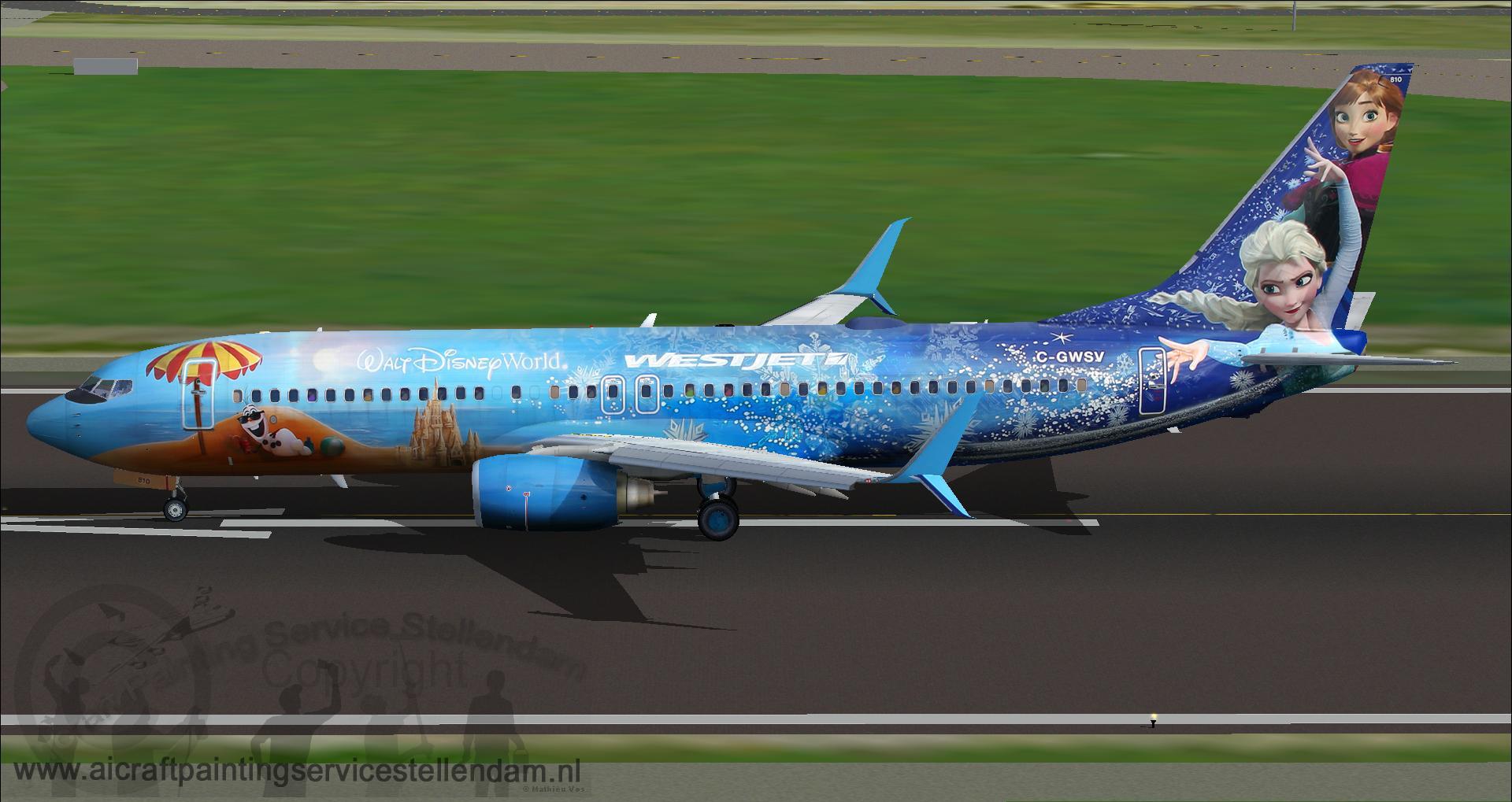 TDSB737-800Westjet_Frozen_C-GWSV
