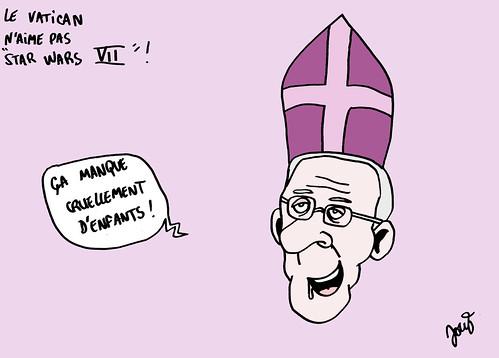 19_Le Vatican n'aime pas Star Wars