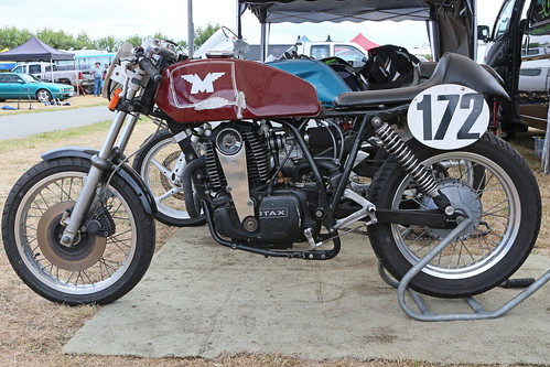1981 Matchless G80 500cc rotax