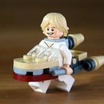 Luke Landspeeder costume