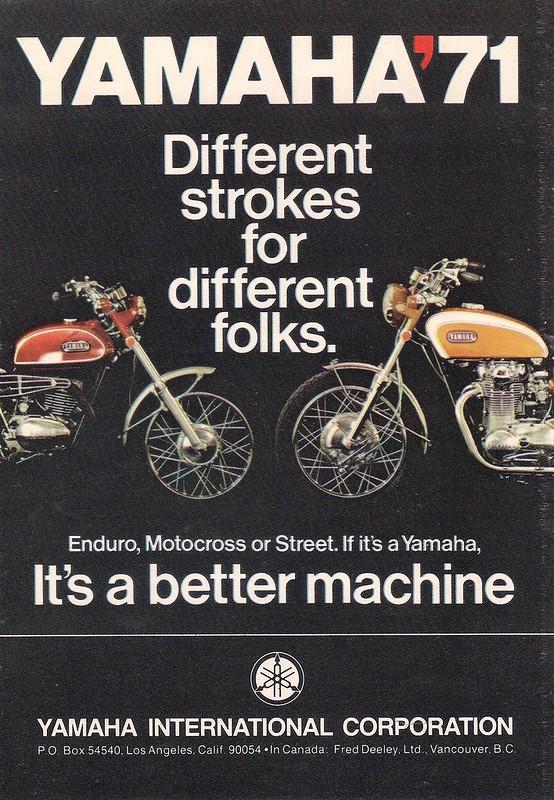 1971 Yamaha 6