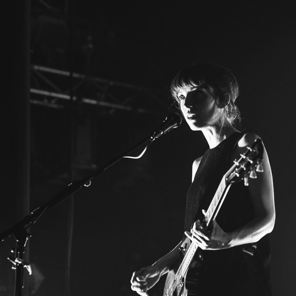Daughter @ Le Trianon, Paris | 17.10.2016 - http://hanaofangel.com