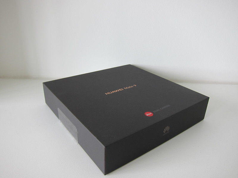 Huawei Mate 9 - Box