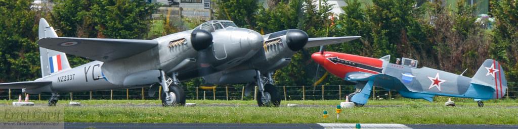 Rod Lewis' Mosquito PZ474 has flown - Key Publishing Ltd