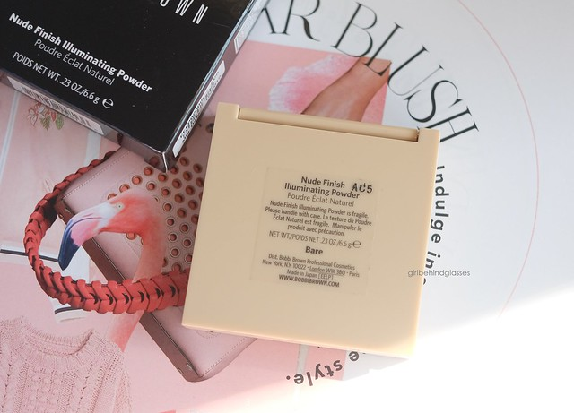 Bobbi Brown Nude Finish Illuminating Powder3