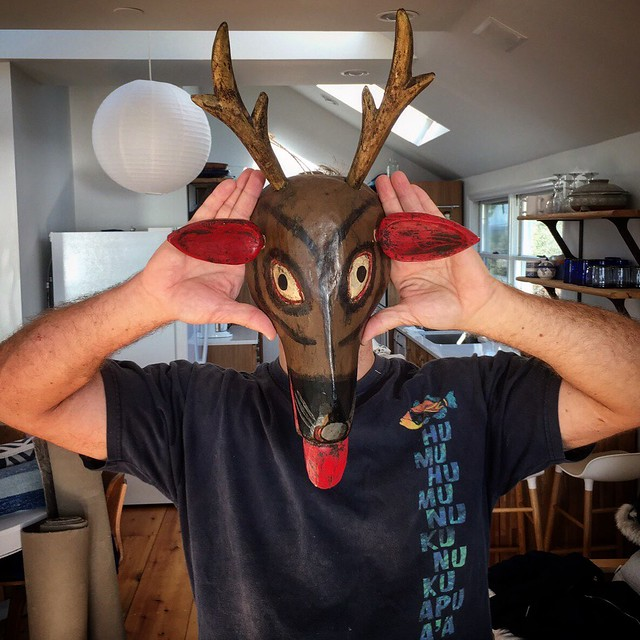 Praise to the Deer Gods