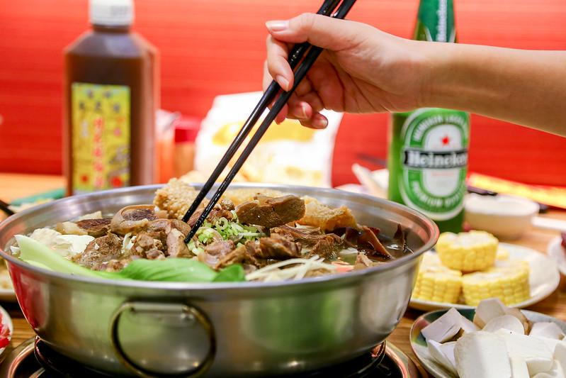 三重重陽店,全羊館羊肉爐,山羊城,火鍋燒烤吃到飽︱火鍋︱燒烤 @陳小可的吃喝玩樂