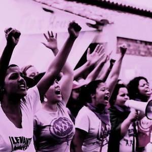 Marcha Mundial de Mulheres: Nenhum direito a menos, nenhuma mulher a menos!